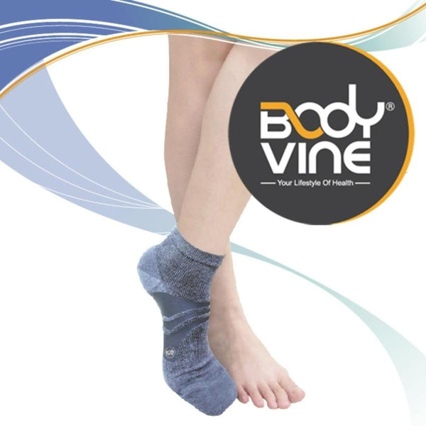 BODYVINE Arch Support Socks (Short) CT11600