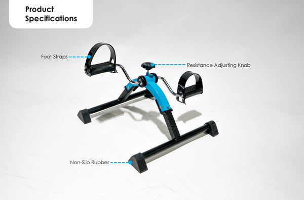 Pedal Exerciser Specifications