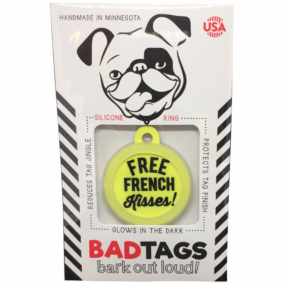Free French Kisses Tag