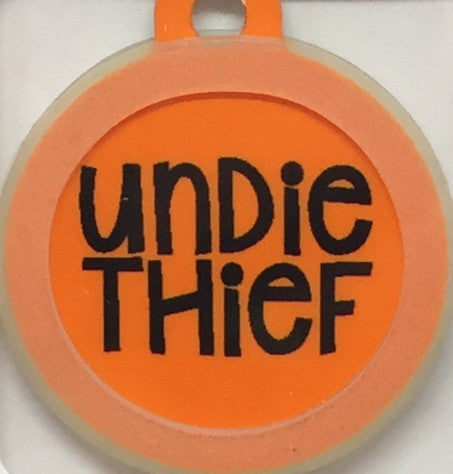 Undie Thief Tag
