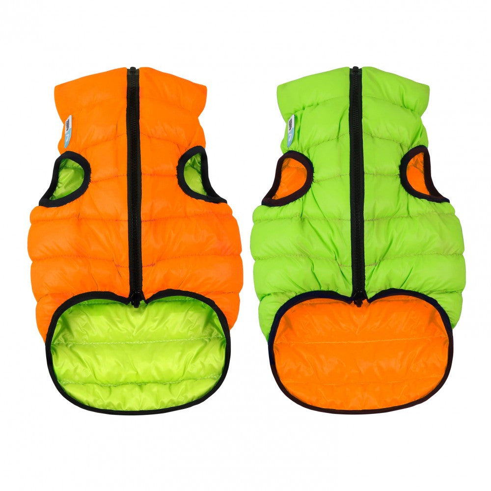 AiryVest Orange/Green