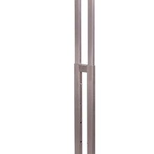 2-Way Rack - Satin Nickel