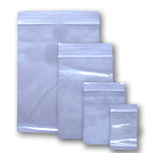 "2"" x 3"" Ziplock Jewelry Bag - Clear"