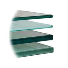 "3/8"" Clear Annealed Glass"