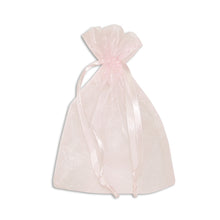 "5 1/2"" x 9"" Sheer Jewelry Bags- 7 Colors"
