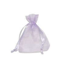 "5"" x 6 1/2"" Sheer Jewelry Bags- 8 Colors"