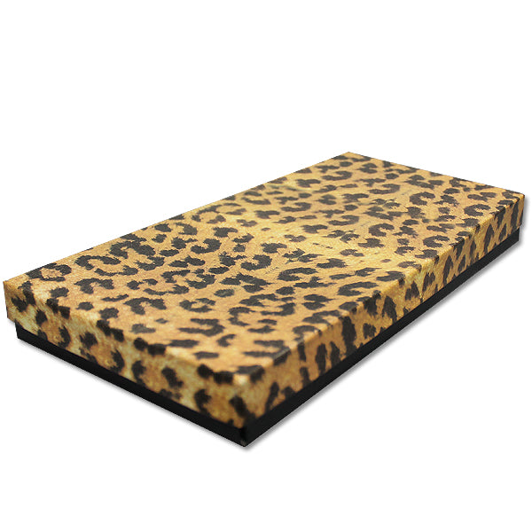 Animal Print Jewelry Box – 8 1/8″ x 5 5/8″ x 1 3/8″