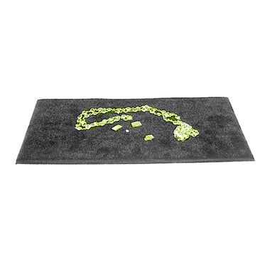 Black Velvet Tray Insert & Counter Pad