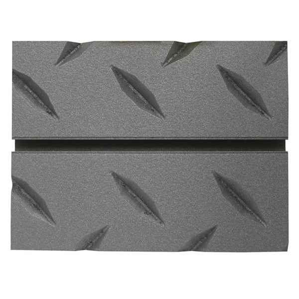 Diamond Plate Slatwall
