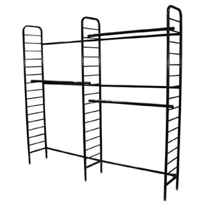 Double Two Tier Wall Unit