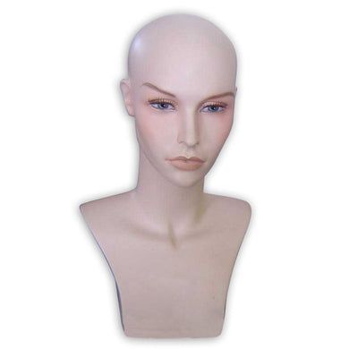 Female Wig Head #1