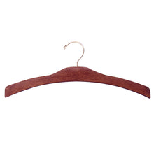 "H500 Series - 16"" Wood Dress & Top Hanger"