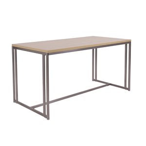 Large Boutique Nesting Table - Satin Nickel