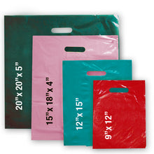 "Low Density Bag - 9"" x 12"""