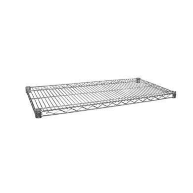 Metal Shelf - Chrome - 18