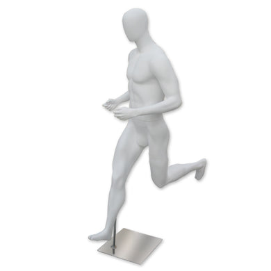Running Male Mannequin
