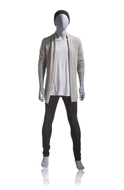 Slate Grey Male Mannequin