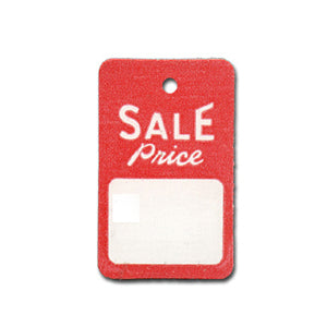 Small Sales Tags