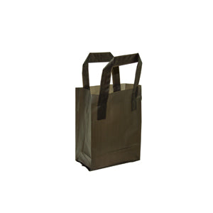 Soft Loop Handle Frosted Bag - 5