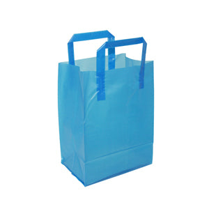Soft Loop Handle Frosted Bag - 8