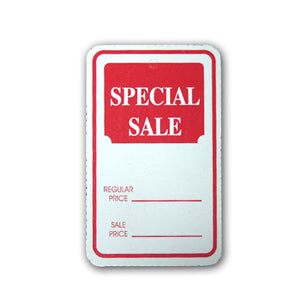 Special Sale Tags