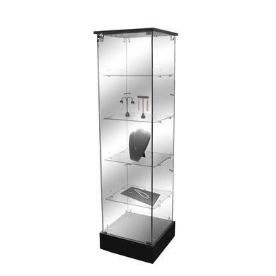 Tower Case with Lock