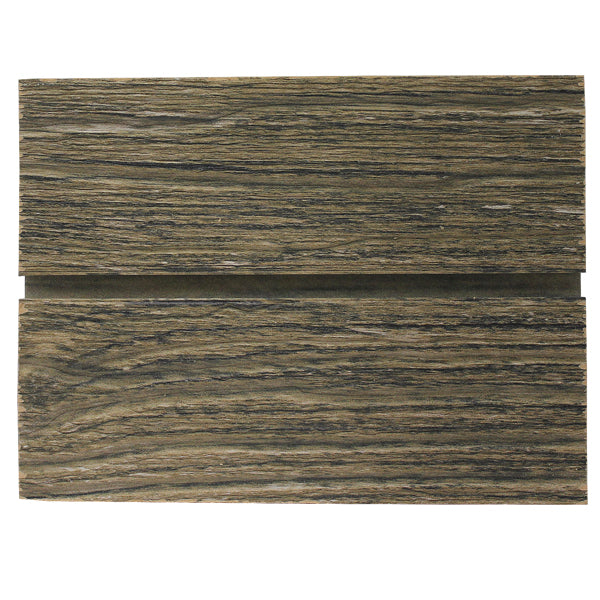 Warm Weathered Wood Slatwall