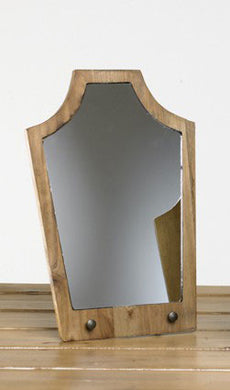 Mirror : Distressed Pine