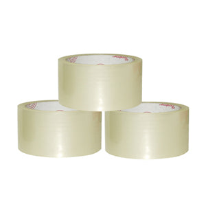 Poly Vinyl Packing Tape - Clear