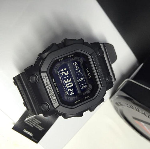 GX56BB-1 Brand New Casio G-Shock Black Out Solar Multi Function 1 PIECE PER CUSTOMER ONLY