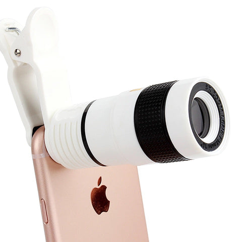 LONGEST DISTANCE 1KM Professional 8x optical zoom camera SMARTPHONE lens