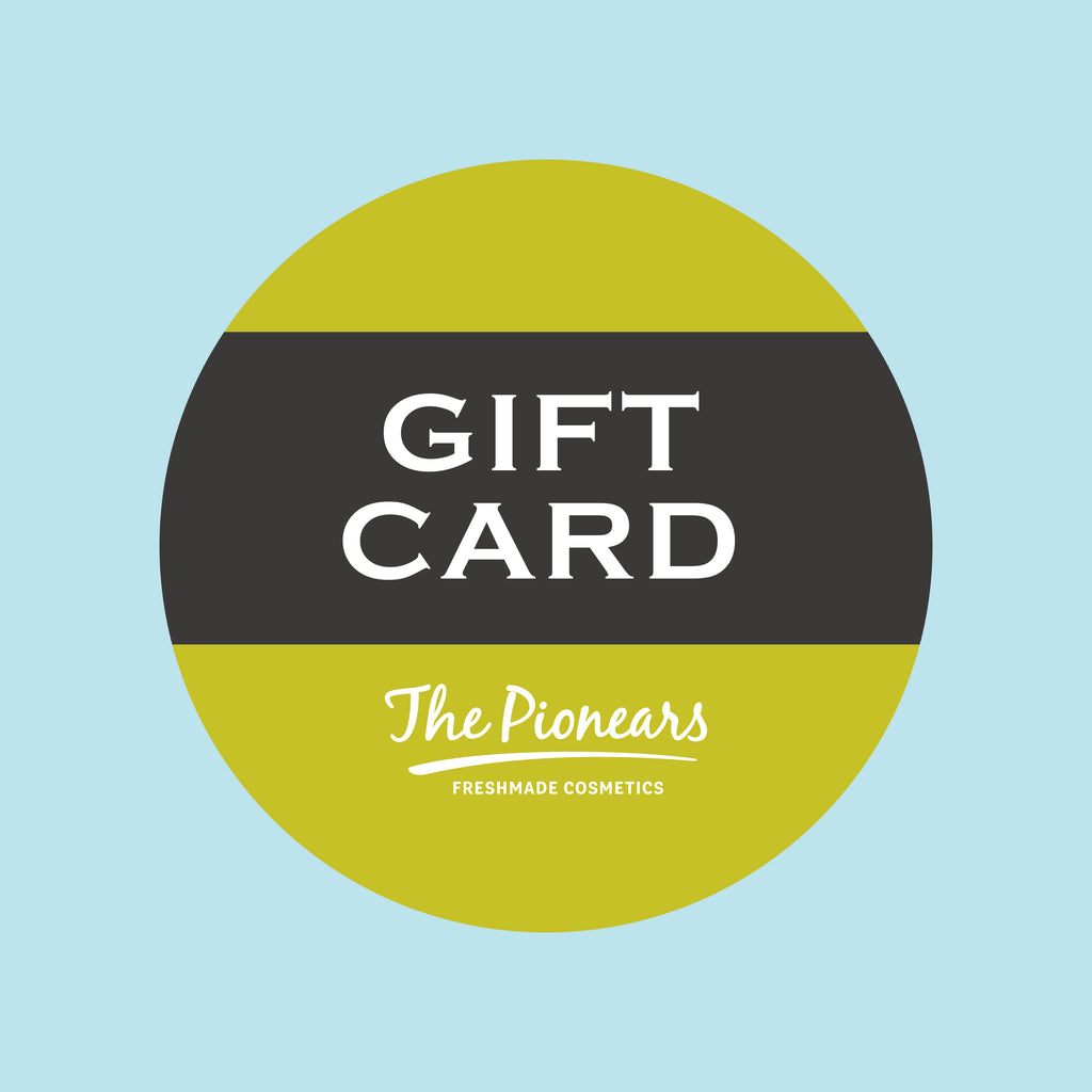 The Pionears Digital Gift Card