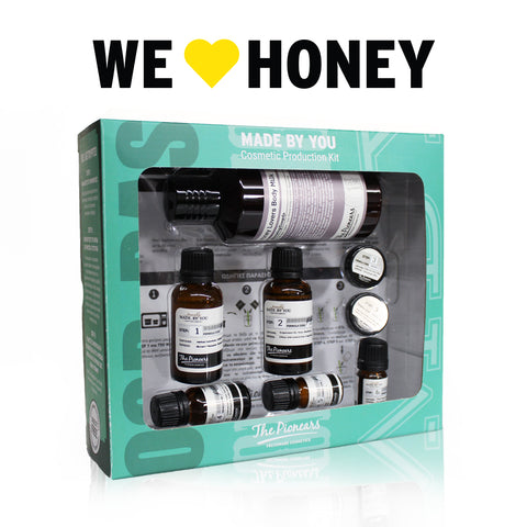 HONEY LOVERS BODY MILK
