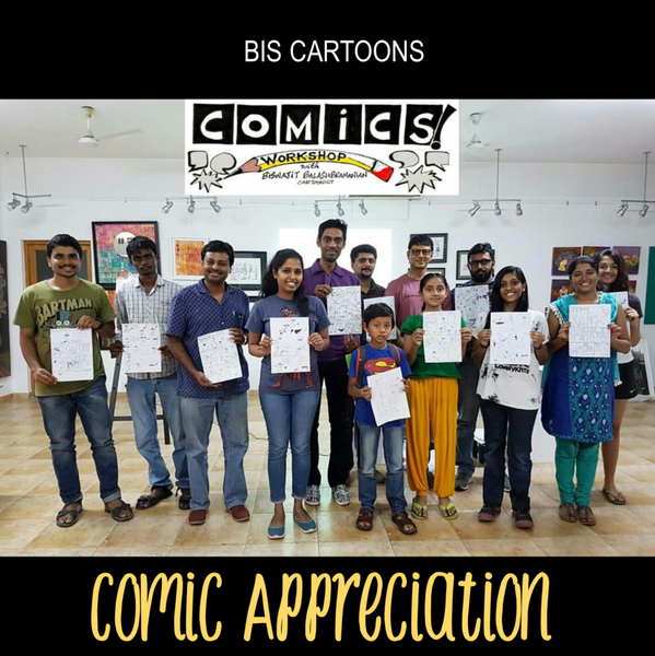For the love of comics and cartoons...