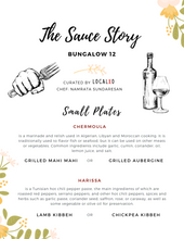 The Supper Club: Sauce Story