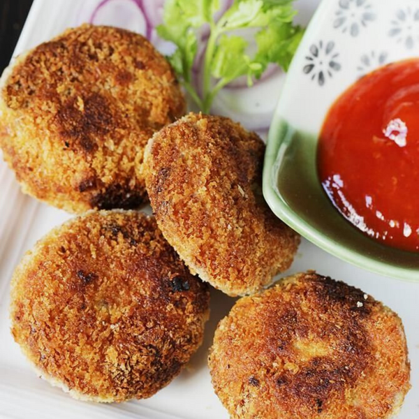 Cutlets (Ready to fry)