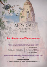 ART CLASS: The Water Colour Workshop