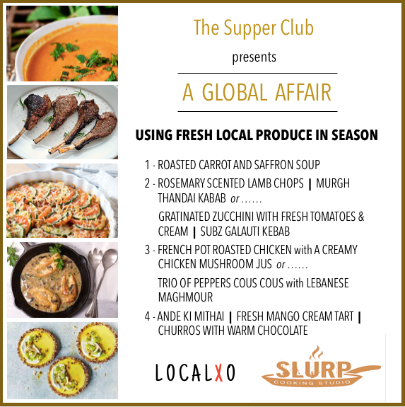 The Supper Club : A Global Affair