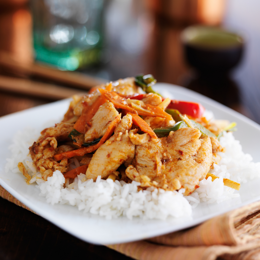 Thai Bowl - Red Curry