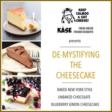 De-mystifying the Cheesecake