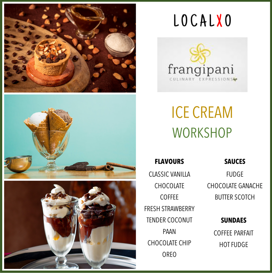Ice Cream Workshop