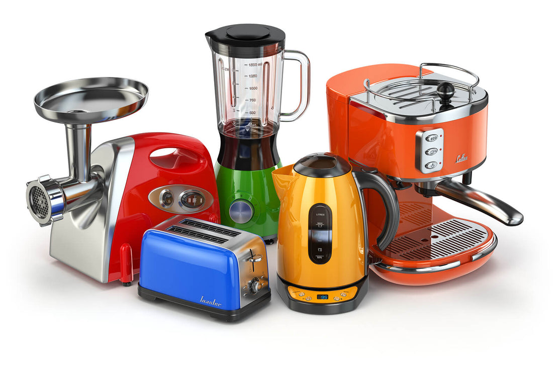 How to dispose of small electrical appliances