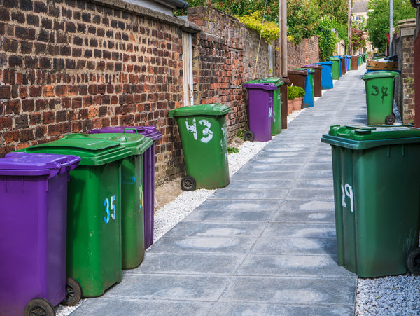 Which wheelie bin sizes do I need?
