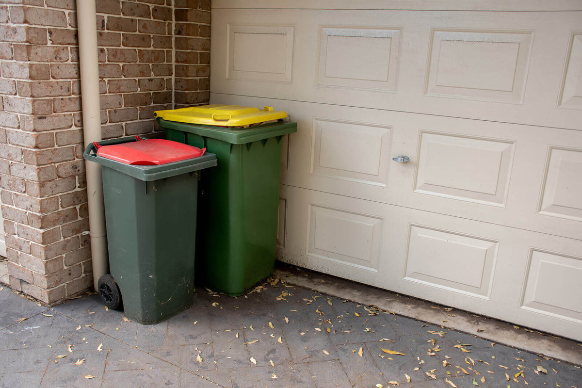 What to do if your wheelie bin is stolen