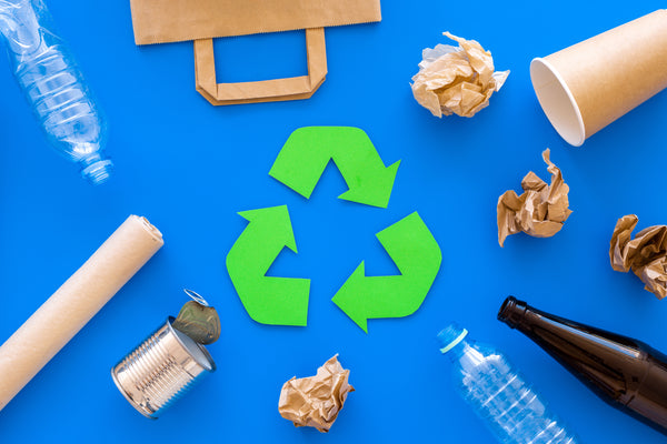 The six big benefits of recycling
