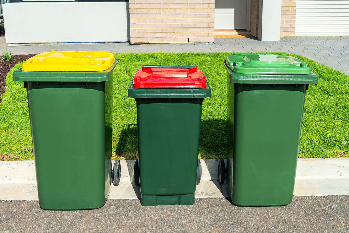 The ultimate guide to painting a wheelie bin