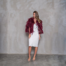 CAMELO Feather Cape