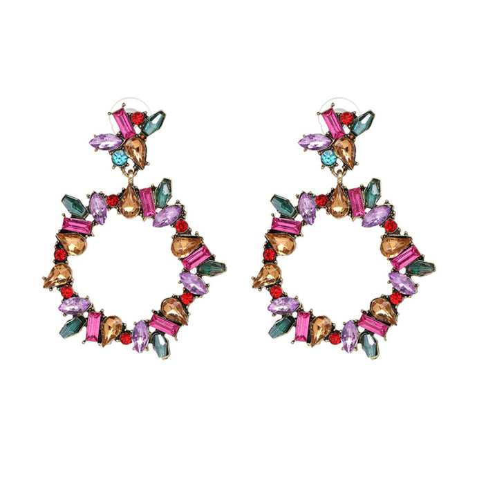 BLANKA Earrings by MAYA - Multi
