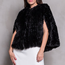 Load image into Gallery viewer, CAMELO Faux Fur - Black