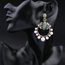 Load image into Gallery viewer, JESSA Earrings by MAYA Green